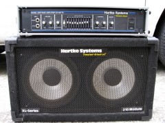 HARTKE(ハートキー)MODEL 2000 BASS AMPLIFIER 200 WATTS / 210XL