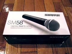 SHURE(シュア)SM-58