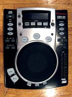 CDJ VESTAX(ベスタックス)CDX-05