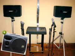 音響セットC