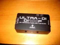 BEHRINGER(ベリンガー)ULTRA-DI DI400P